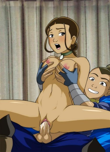 Avatar Katara Adult Comics